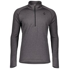 DEFINED LIGHT 1/2 ZIP JR PULLOVER